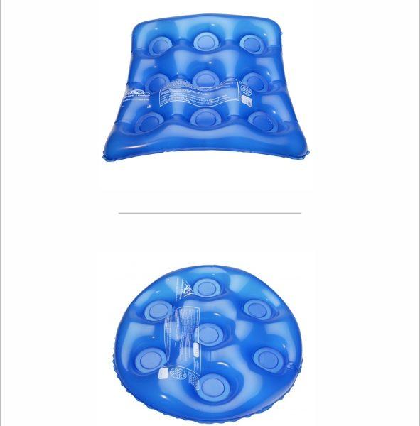 Almofada Inflável Caixa de Ovo Quadrada e Redonda